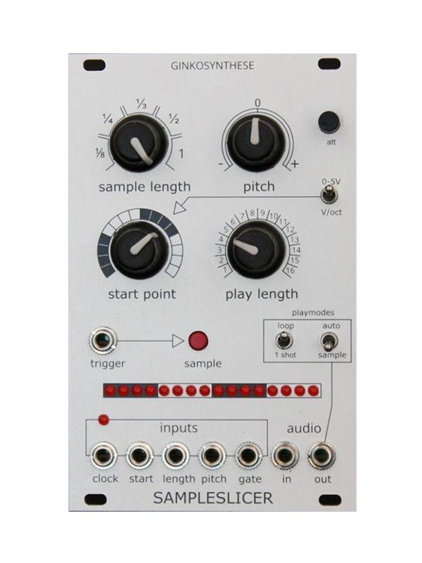 Sampleslicer - Full Kit Mix | Ginko Synthese