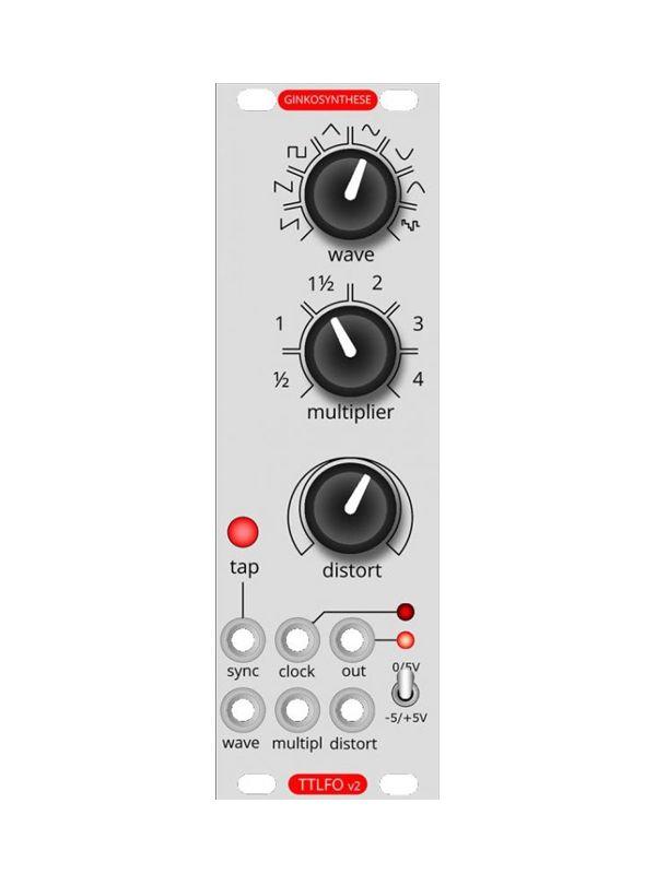 TTLFO v2 - Full Kit | Ginko Synthese