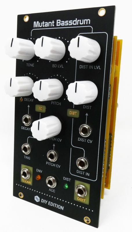 Mutant Bass Euro DIY