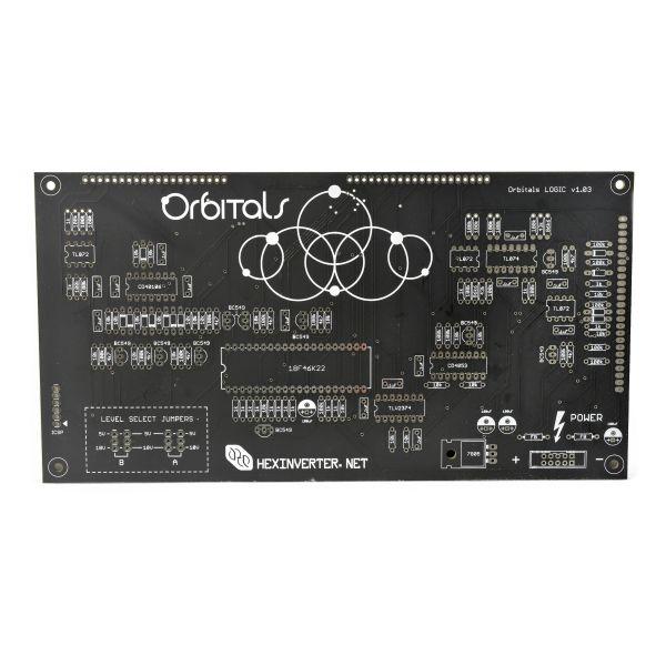 Orbitals DIY Eurorack Sequencer
