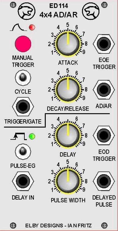 Ian Fritz/Elby AD/AR Generator