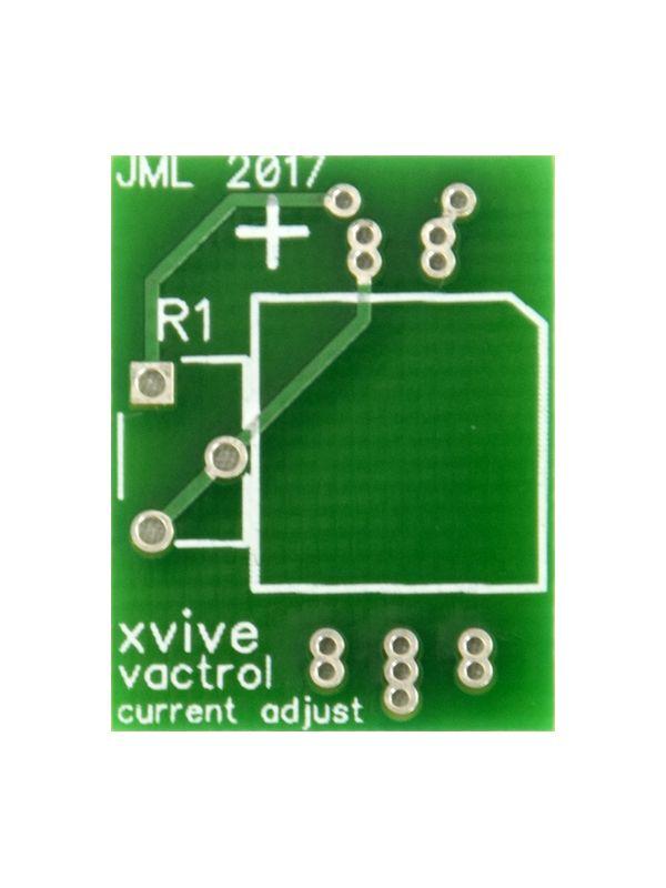 JML Xvive Vactrol Current Adjust