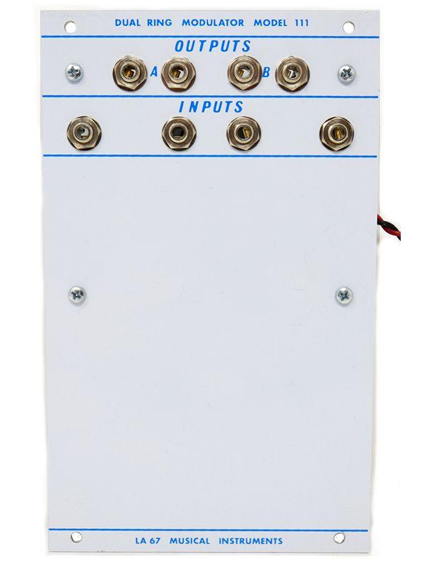 La Sesenta y Siete 111 Dual Ring Modulator PCB/Panel