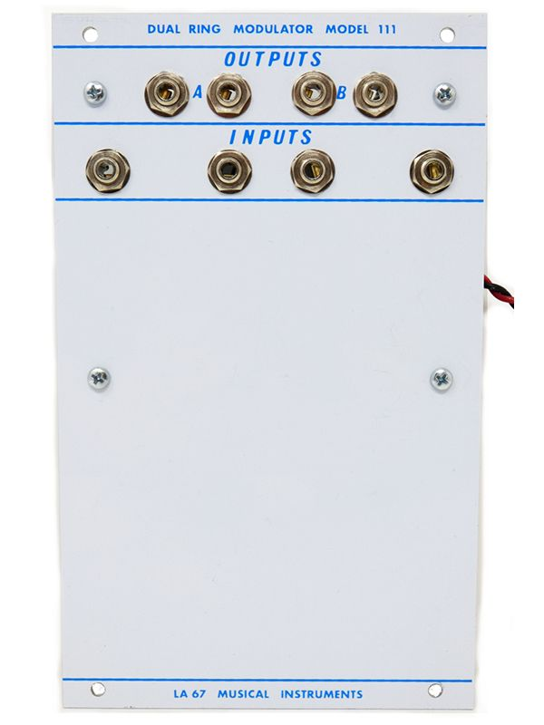111 - Dual Ring Modulator
