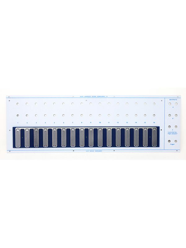112b Touch Controlled Voltage Source PCB / Panel   La67