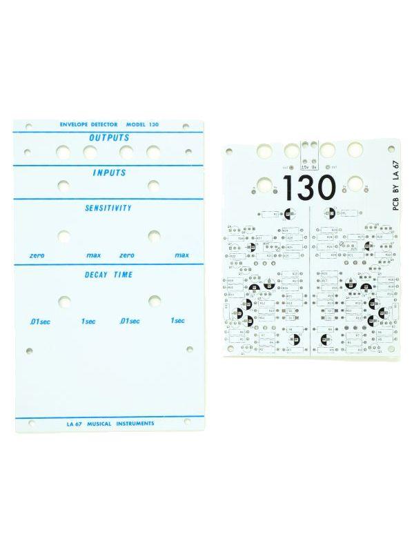 130 - Envelope Detector Module PCB / Panel | La67