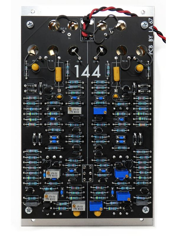 144 - Dual Squarewave Generator | La67
