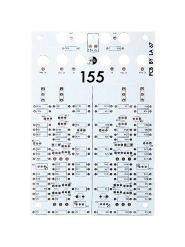 155 - Dual Integrator Module PCB / Panel | La67
