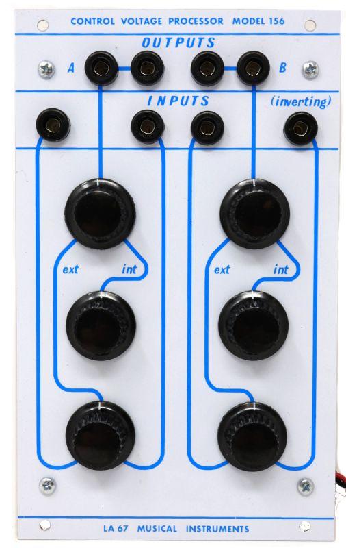 156 - Control Voltage Processor | La67