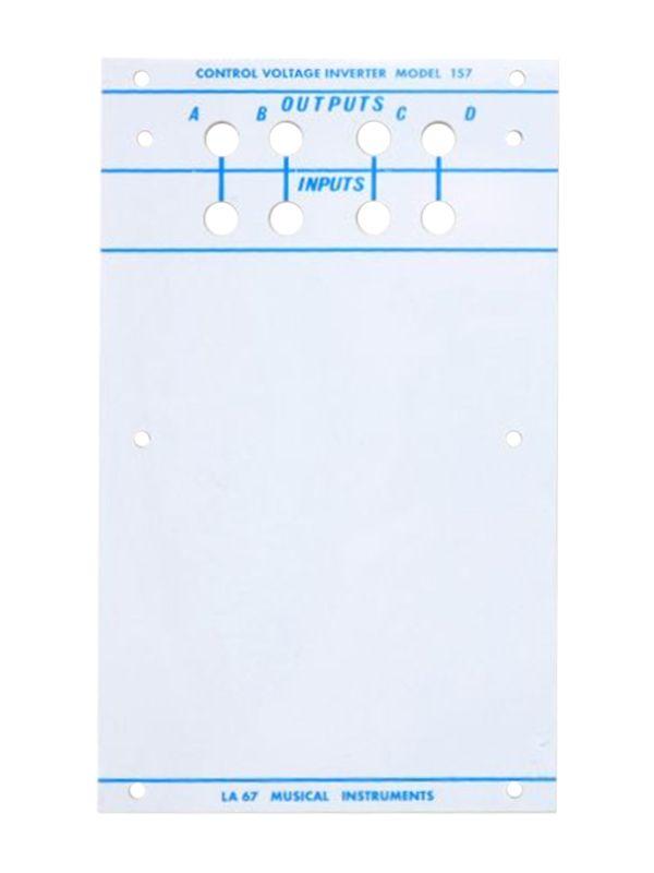 157 - Control Voltage Inverter PCB / Panel | La67