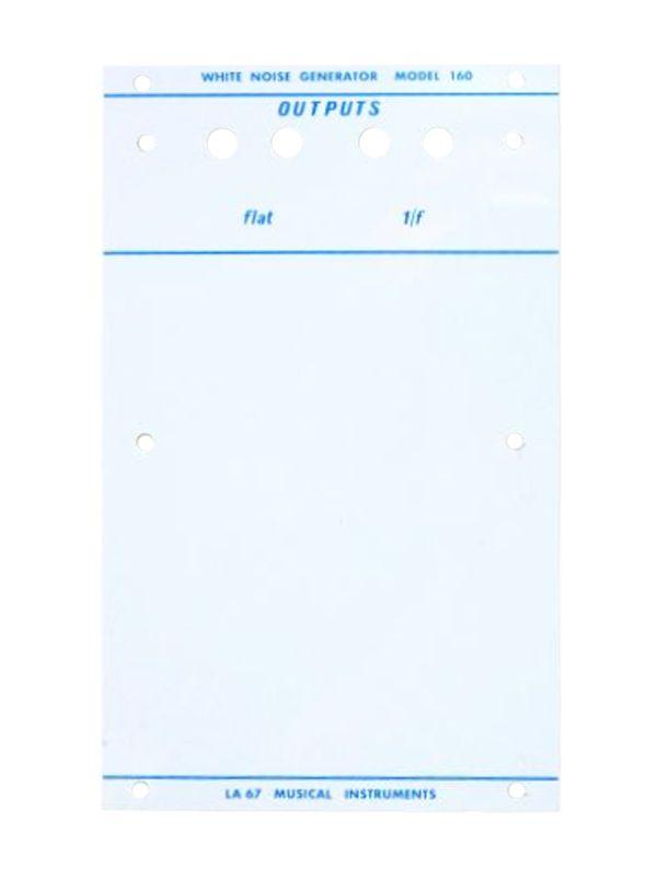 160 - White Noise Generator PCB / Panel | La67