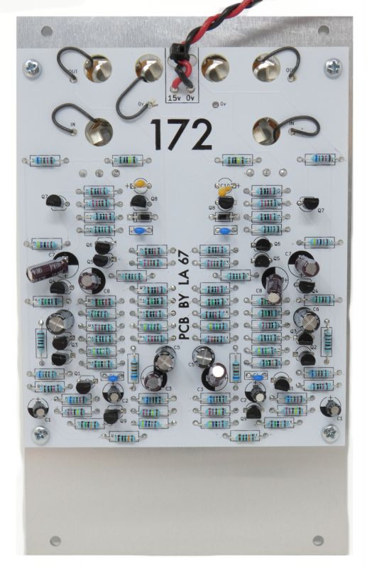 172 - Dual Signal Leveler |  La Sesenta y Siete LA 67
