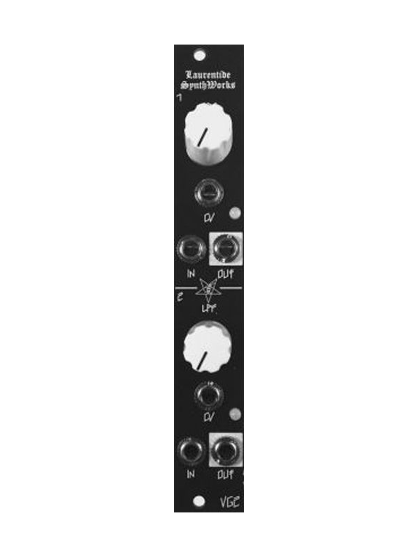 Dual Vactrol Gate (VG2) Full DIY Kit   Laurentide Synthworks