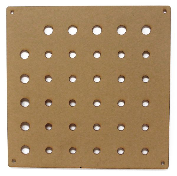 5x5 Passive Matrix Mixer Top panel