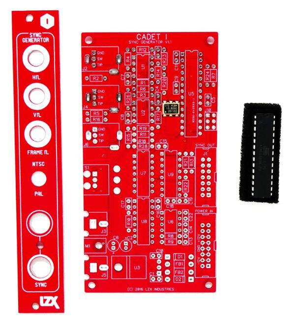 Cadet I Sync Generator PCB/Panel