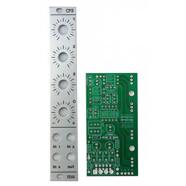 DTM - 4hp Discrete CP3 Mixer | Manhattan Analog