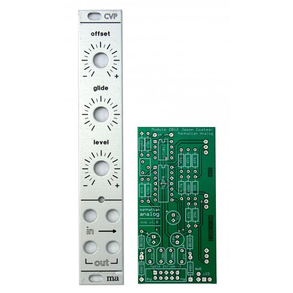 CVP - 4hp Control Voltage Processor Full Parts Kit | Manhattan Analog