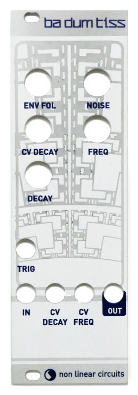 Magpie NLC BaDumTisss Panel (White)