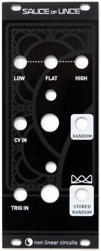 Nonlinear Circuits Sauce of Unce Magpie Panel Black