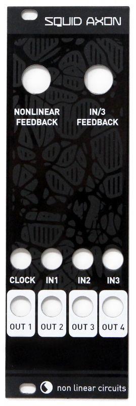 NLC Squid Axon Panel Magpie Black