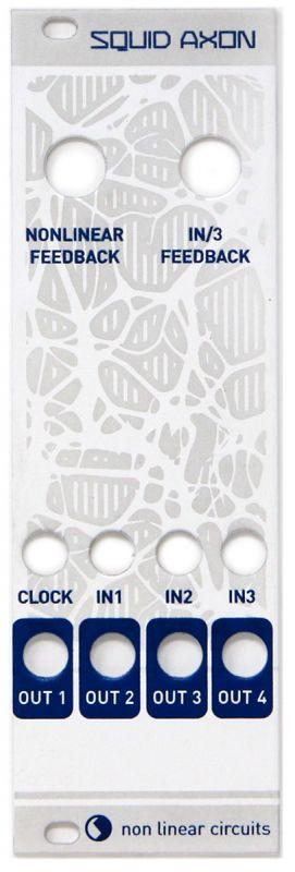 NLC Squid Axon Panel Magpie White
