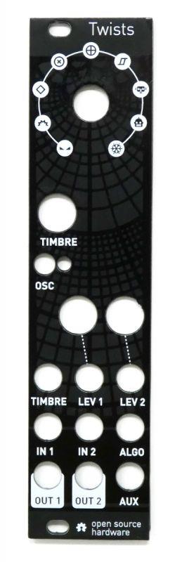 Magpie Twists uWarps Panel