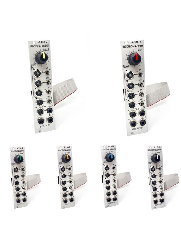 Re'an P670 Style Soft Touch Knobs