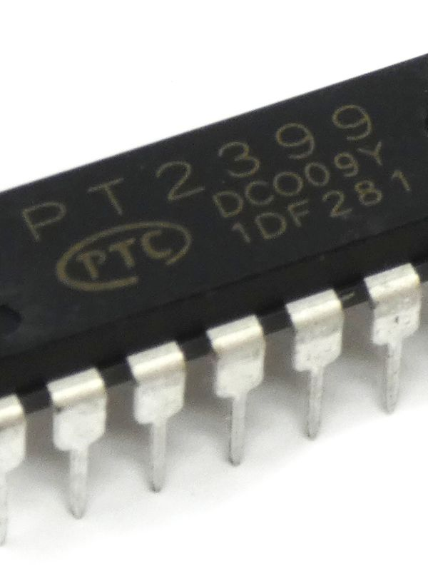 PT2399 - Echo / Delay Audio Processor IC | Princeton Technology Corp