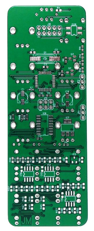 uGrids: microMutated 8hp Grids PCB Bottom
