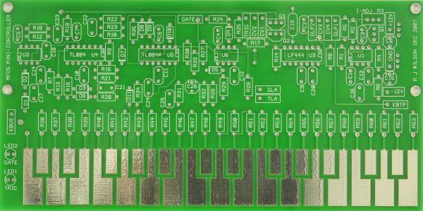 MFOS Mini Controller PCB