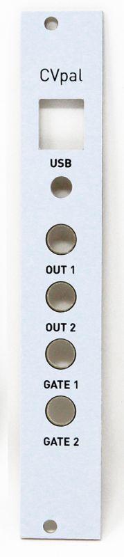 CVpal USB TO CV/GATE PANEL