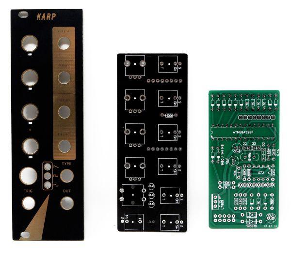 Meng Qi - Karp PCB PANEL