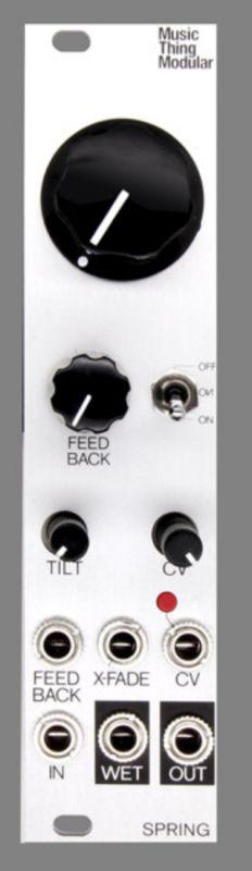 Music Thing Modular Spring Reverb MK2 Kit