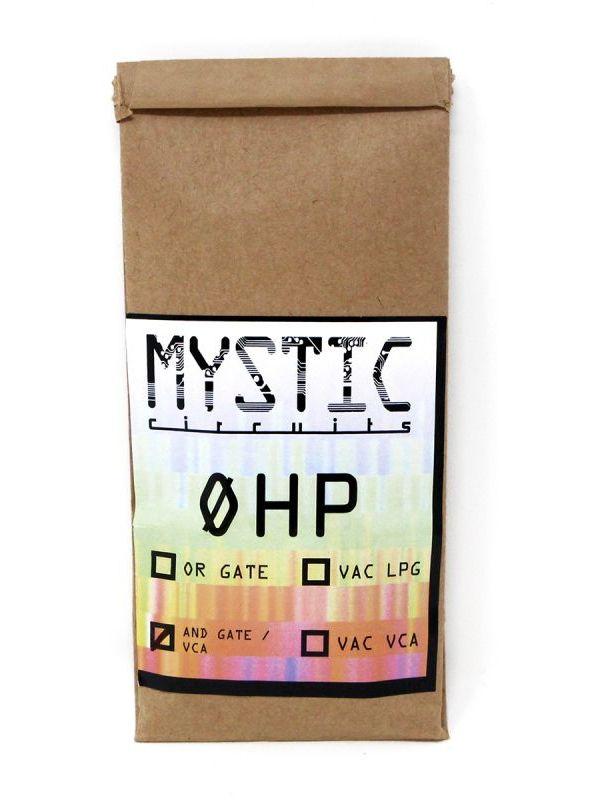 0HP AND Gate / VCA Kit