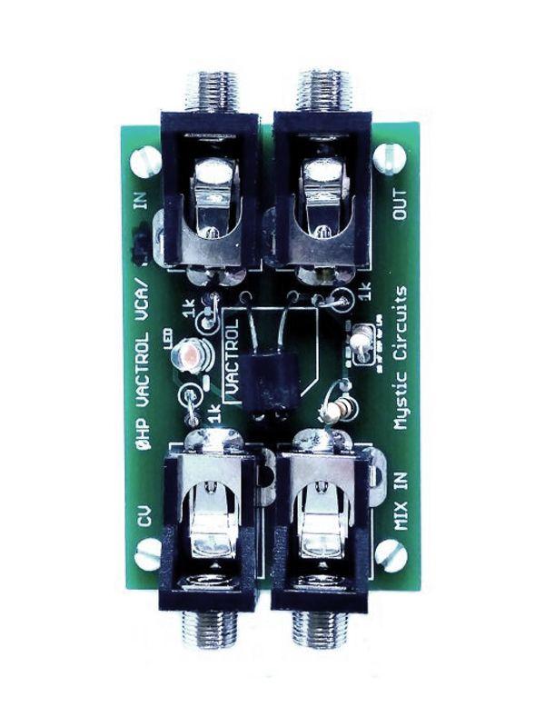 0HP Vactrol VCA Kit