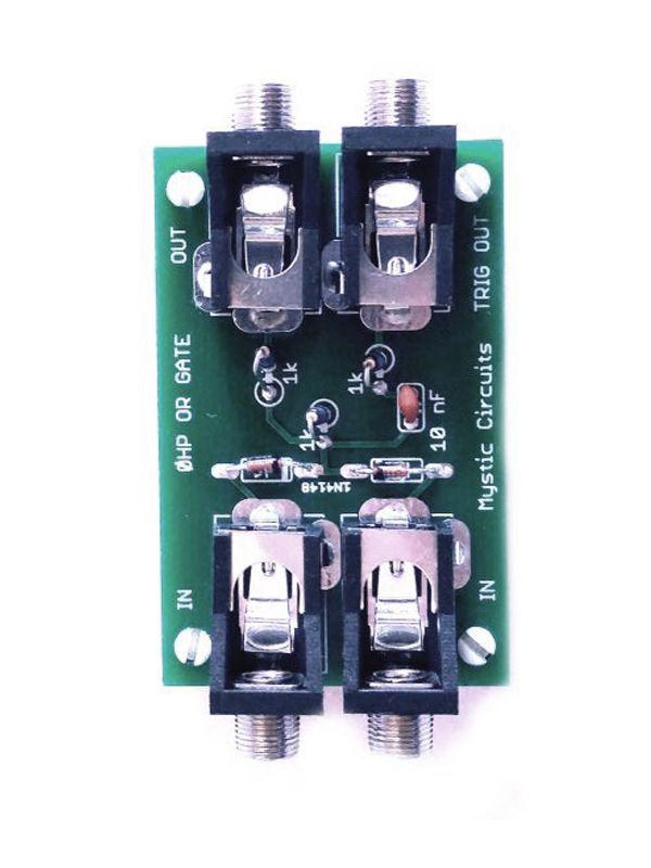 0HP OR Gate PCB