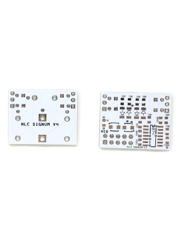 1U Signum - Intellijel Tile White Panel / PCB Set