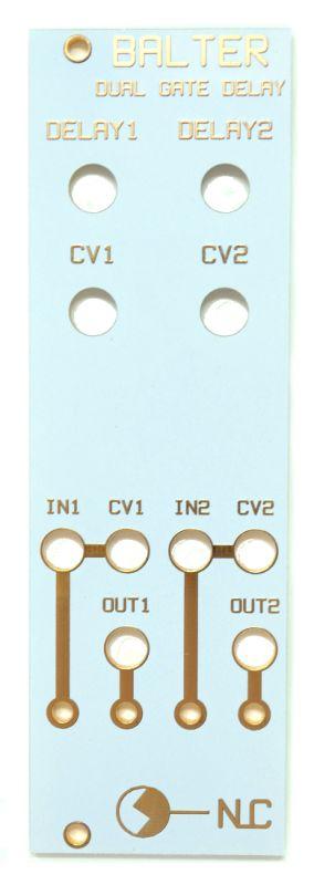 Balter - Dual VC Gate Delay | NonLinear Circuits