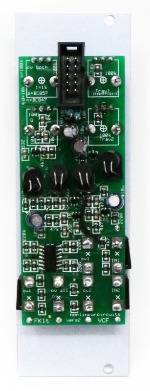 Nonlinear Circuits FK1T VCF rear