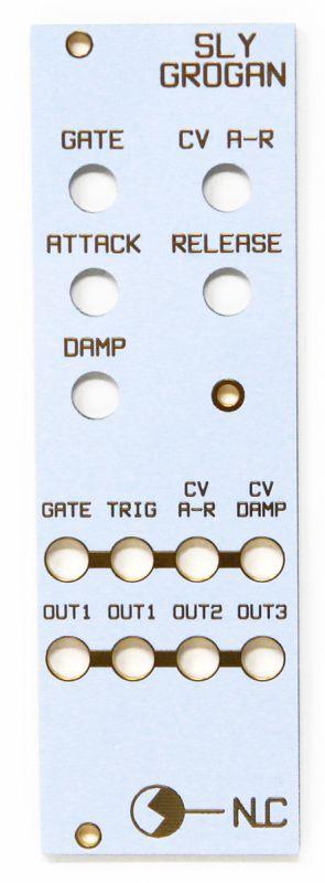 NLC NonLinear Circuits Sly Grogan Panel