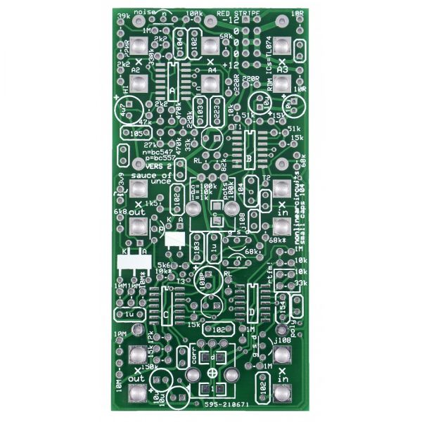 Nonlinear Circuits Sauce of Unce PCB