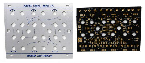 Northern Light Modular Voltage Circus HVC (H-Series) PCB/Panel