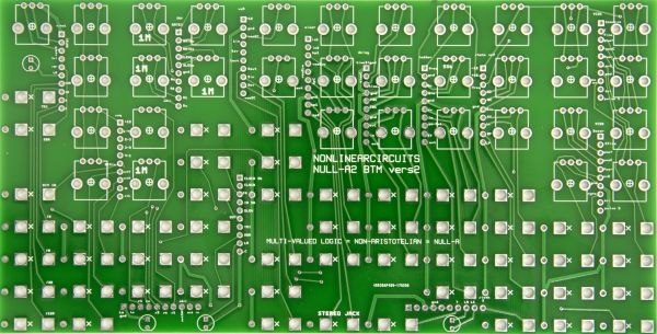 Null A2 PCB Set