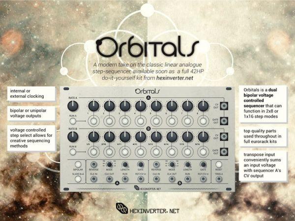 Orbitals Promo