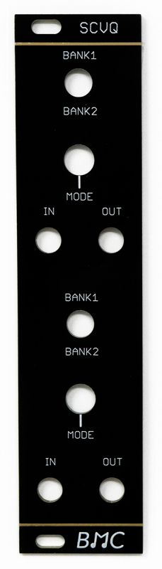 Barton Simple CV Quantizer Panel