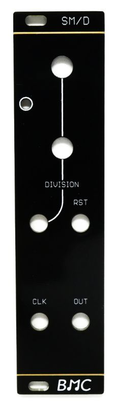 Oscillosaurus Barton Single Multiplier/Divider BMC029 Panel