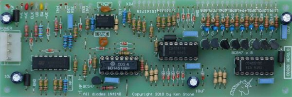 CGS Sequential Switch PCB