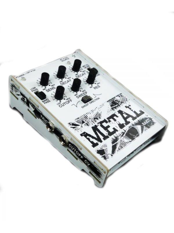 Metal - Polivoks Inspired Pocket Synth Kit | Rakit