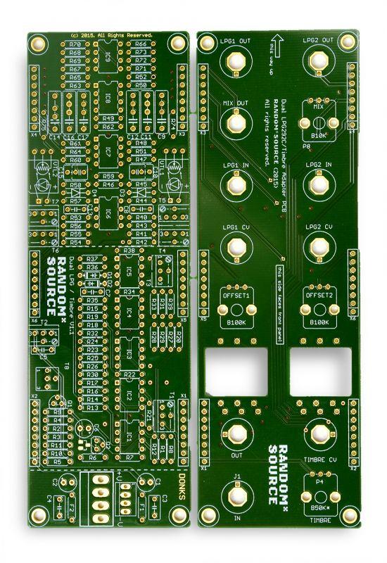 Dual LPG PCB