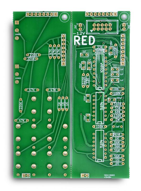 12dB VCF PCB/Panel